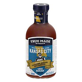 True Made Foods Original BBQ Sauce, 18 oz