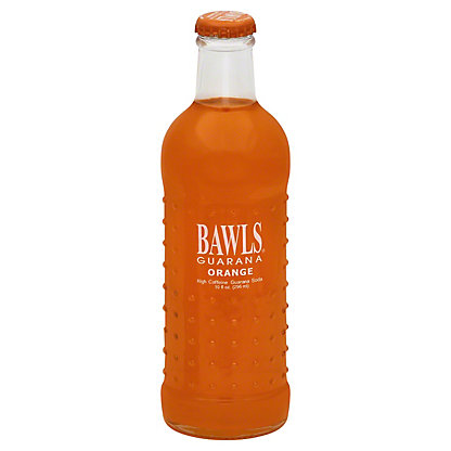 Bawls Guarana Mandarin Orange,10.00 oz