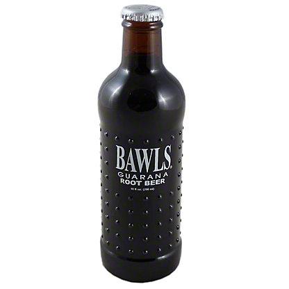 Bawls Guarana Root Beer,10.00 oz