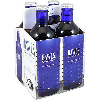 Bawls Guarana Original, 4 pk