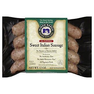 Niman Ranch Sweet Italian Sausage,12 OZ