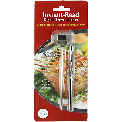 Harold Imports Digital Instant Read Thermometer, ea