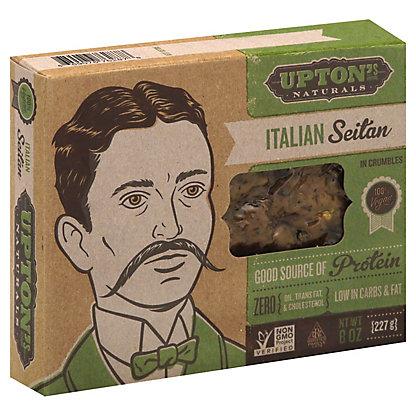 Uptons Naturals Seitan Italian, 8 oz