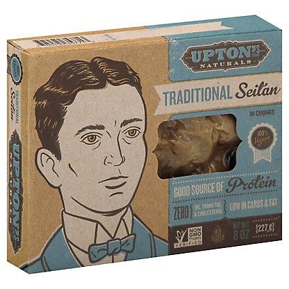 Uptons Naturals Traditional Seitan, 8 oz