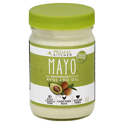 Primal Kitchen Avocado Oil Mayo, 12 oz