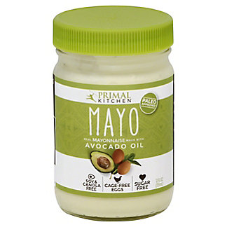 Primal Kitchen Avocado Oil Mayo, 12 oz