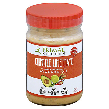 Primal Kitchen Chipotle Lime Mayo, 12 oz