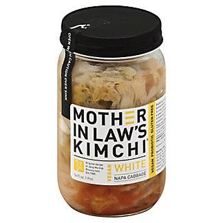 Mother In Laws Kimchi Vegan White Napa Cabbage, 16 oz