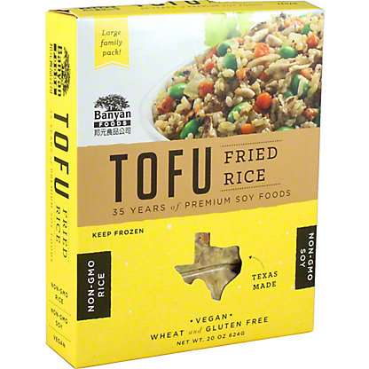 Banyan Tofu Fried Rice,20OZ