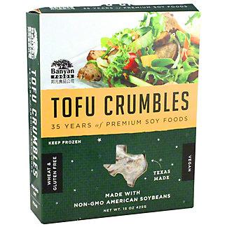 Banyan Tofu Crumbles,15OZ