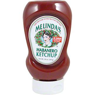 Melinda's Habanero Ketchup, 14 oz