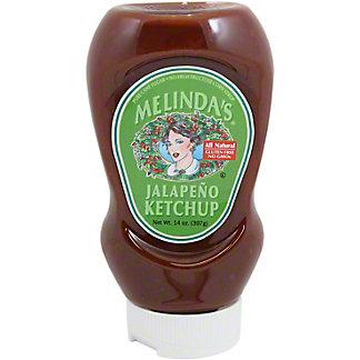 Melindas Jalapeno Ketchup, 14 oz