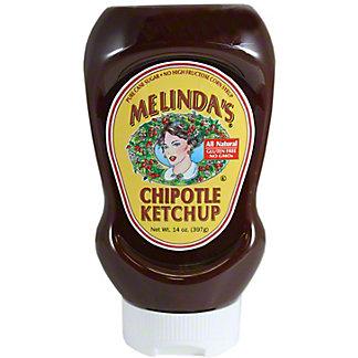 Melindas Chipotle Ketchup, 14.00 oz