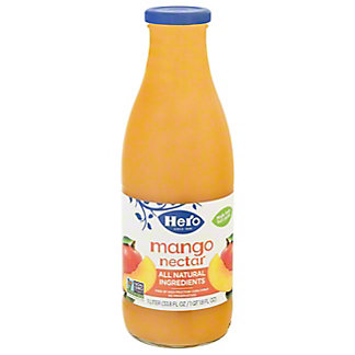 Hero Mango Nectar,33.80 oz