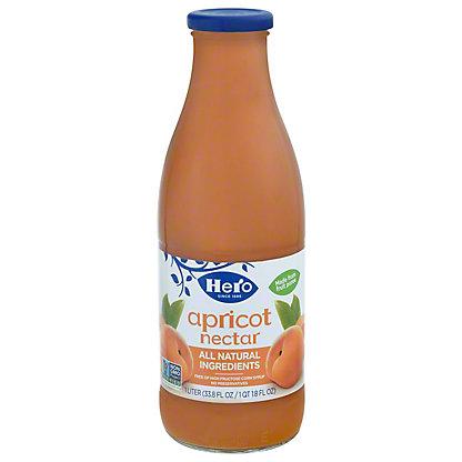Hero Apricot Nectar,33.80 33.8