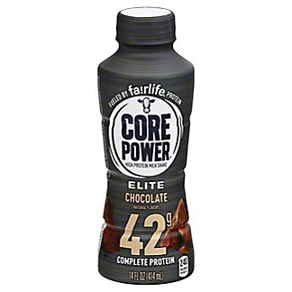 Core Power Elite High Protein Milk Shake, Chocolate,14OZ