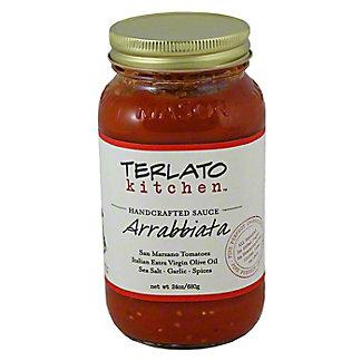 Terlato Kitchen Arrabbiata Sauce,24 OZ