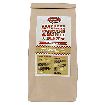 Klein Brothers Pancake And Waffle Mix, 16 oz