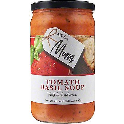 Moms Tomato Basil Soup,24.5OZ