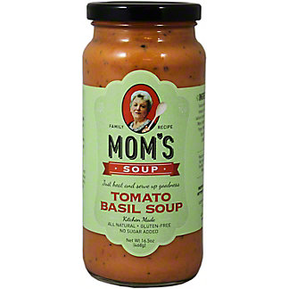 Moms Tomato Basil Soup,16.5OZ