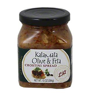Elki Kalamata & Feta Crostini Spread, 10 oz