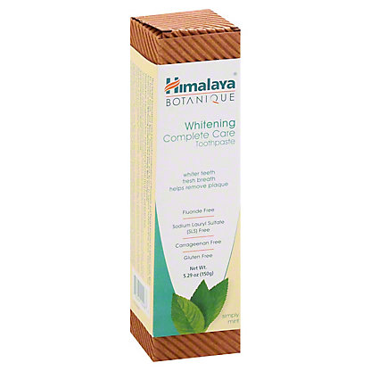 Himalaya Whitening Complete Mint Toothpaste,150 G