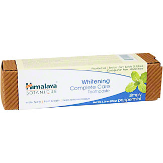 Himalaya Toothpaste Whitening Simply Peppermint, 150 g