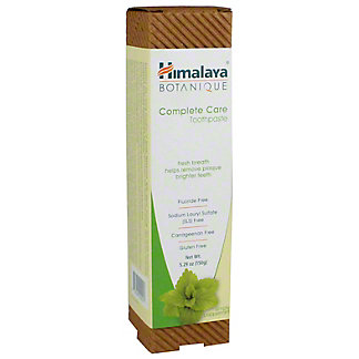 Himalaya Toothpaste Complete Care Simply Peppermint, 5.29 oz