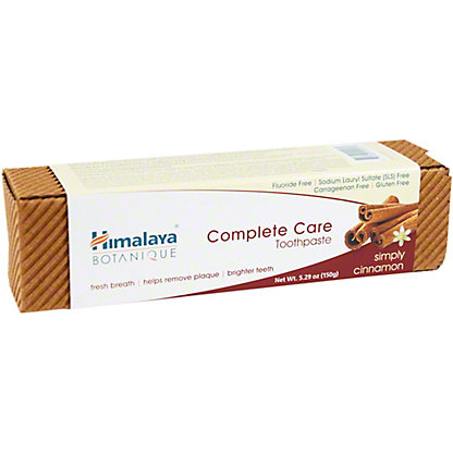 Himalaya Toothpaste Complete Care Simply Cinnamon, 150 g