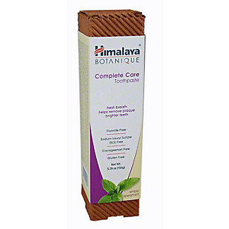 HIMALAYA Complete Care Simply Spearmint Toothpaste, 150 G