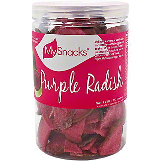 My Snacks Asian Red Radish, 4.2 OZ