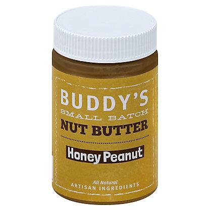 Buddys Honey Peanut Butter, 16 oz