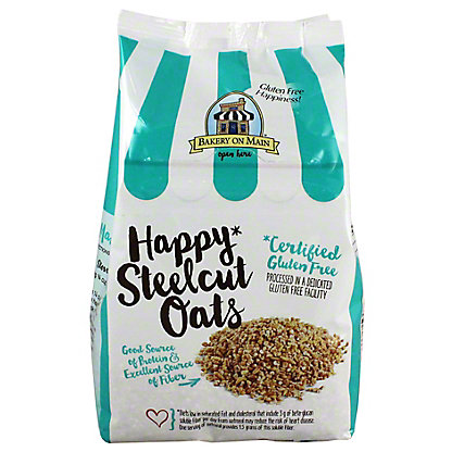 Bakery On Main Gluten-free Happy Steel Cut Oats, 24 oz