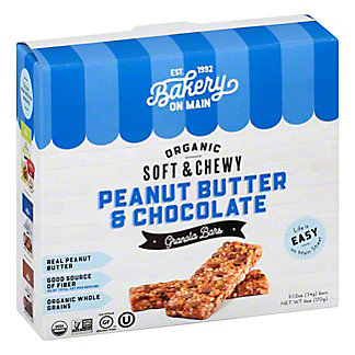 Bakery On Main Granola Bars Peanut Butter And Chocolate,5.00 ea
