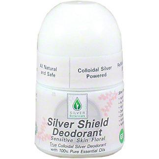Silver Botanicals Shield Deodorant Silver Shield Floral, ea