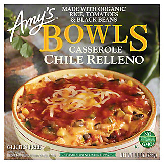 Amy's Bowls Chile Relleno Casserole, 9 oz