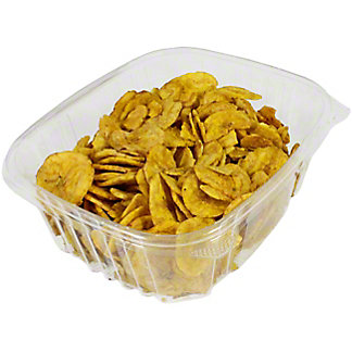Bulk Salted Plantain Chips, Sold by the pound