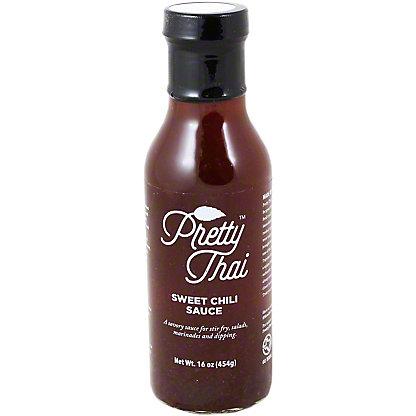 Pretty Thai Sweet Chili Sauce,16 OZ