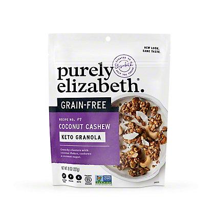 Purely Elizabeth Original Grain Free Granola,8 oz