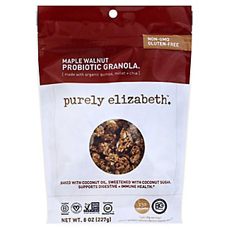 Purely Elizabeth Probiotic Maple Walnut Granola, 8 oz