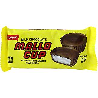 Boyer Mallo  Cup Boyer Mallo Milk Chocolate Cup,1.5OZ