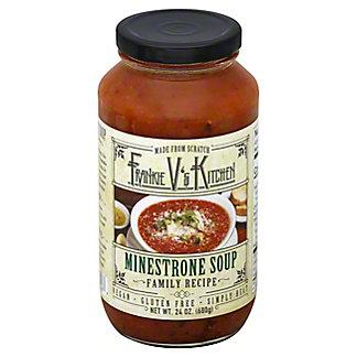 Frankie V's Minestrone Soup,24 OZ