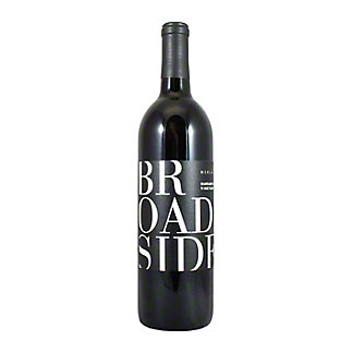 Broadside Margarita Vineyard Merlot, 750 ML