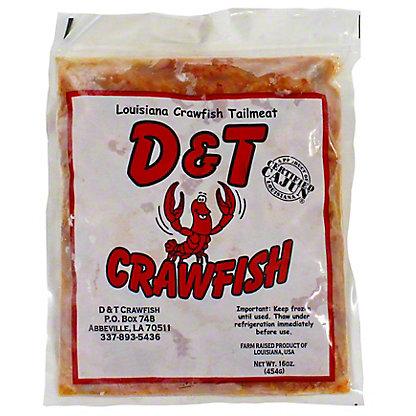 Central Market Crawfish Tailmeat, 16 Oz