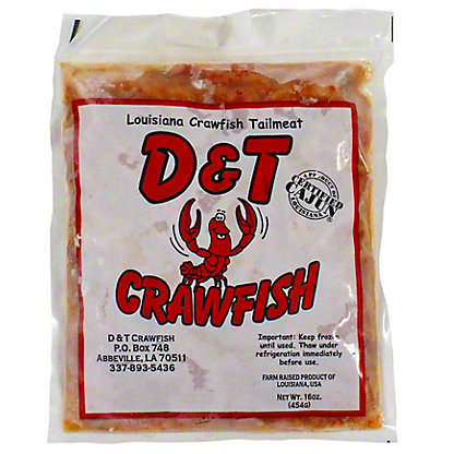 Central Market Crawfish Tailmeat, 16 Oz