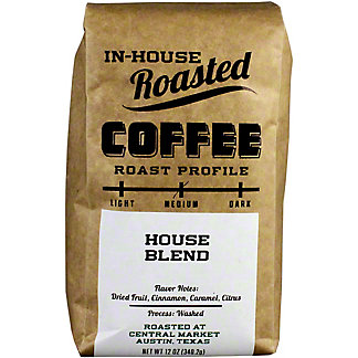 CM HOUSE BLEND 12OZ BAG