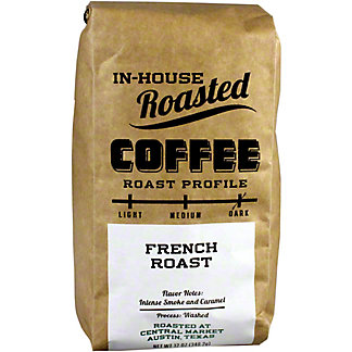 CM ORGAN FRENCH ROAST 12OZ BAG