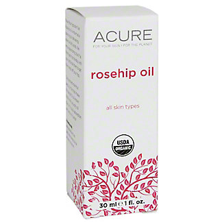 Acure Rosehip Oil, 1 oz