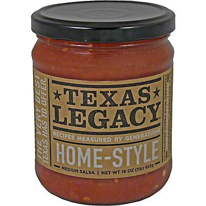 Texas Legacy Homestyle Salsa,16 OZ