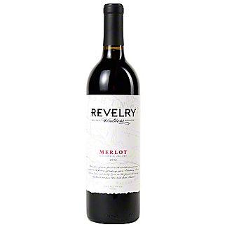 Revelry Vintners Revelry Vintners Merlot, 750 mL